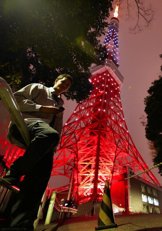 Tokyo Tower nostro.fr